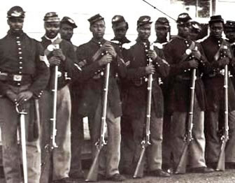 African American Soldiers at Fort Fisher