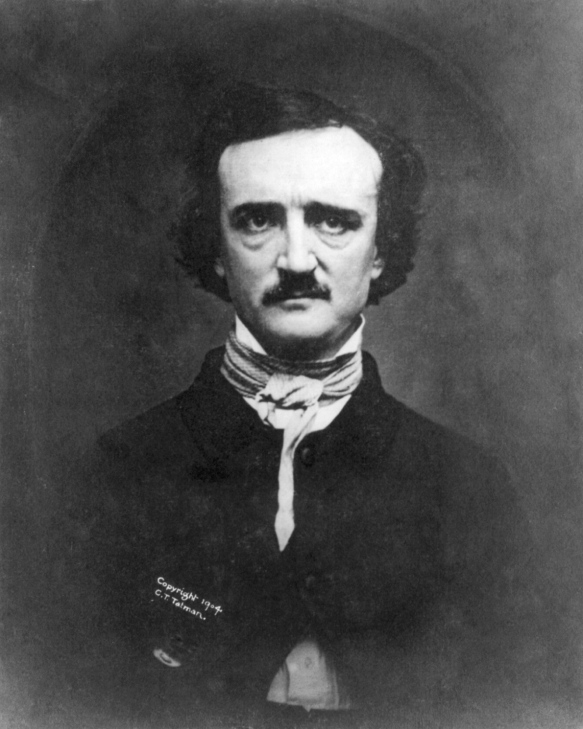 Edgar_Allan_Poe_Public Domain