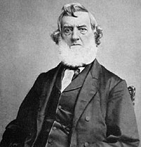 Gideon Welles, Secretary of the US Navy
